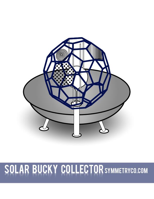 Solar Bucky Collector