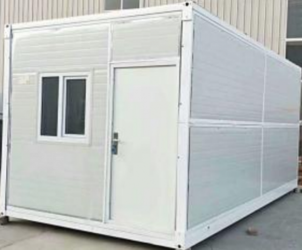 20-ft-Folding-Container-Installed