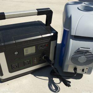 7.5L Car Cooler+ Power Supply