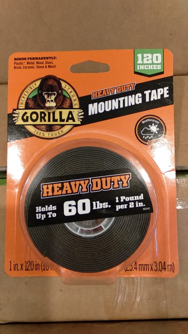 Gorilla Double Tape