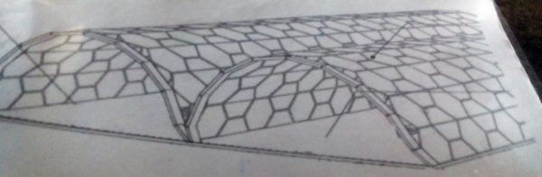 Nanotube Solar Dome Building