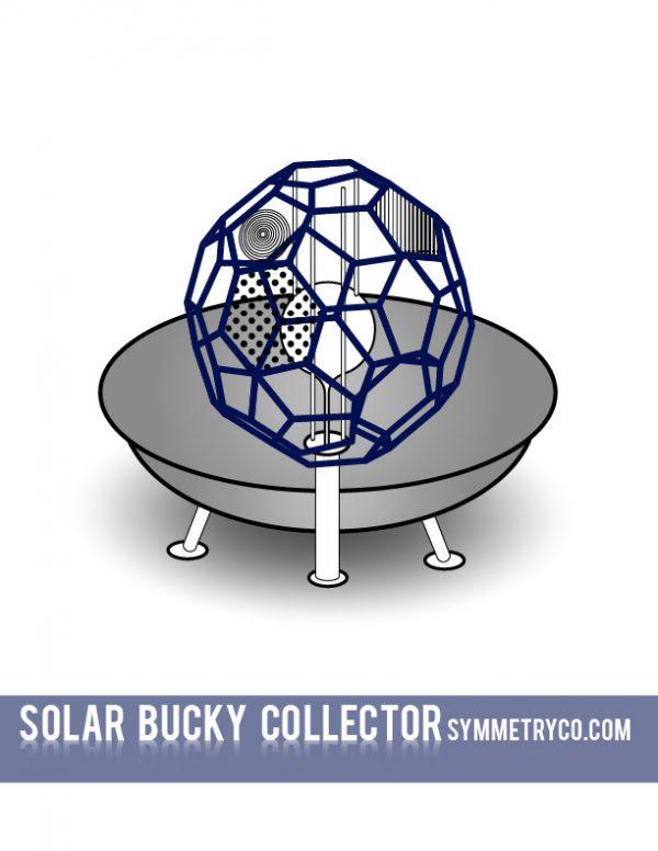 Bucky Solar Collector