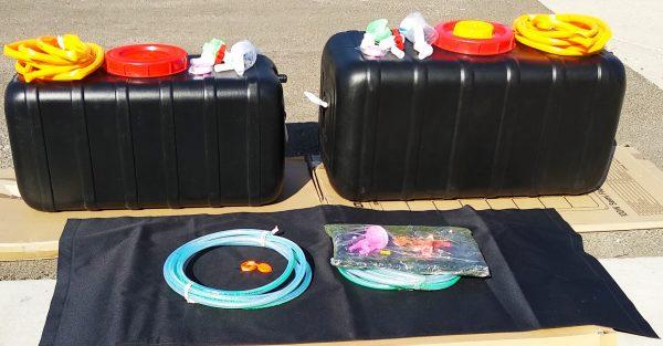 Solar Hot Water x3