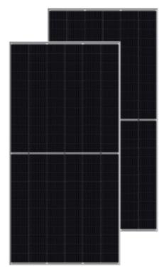 Talesun Bifacial Solar Panel