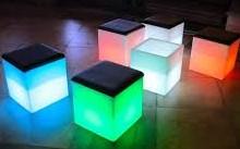Cube+cushion