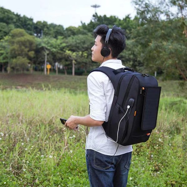 SM-704M Solar Backpack-5W