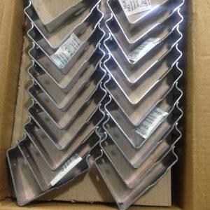 Zinc Plated Metal Clip